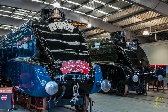National Railway Museum,  Shildon.