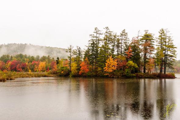 North Pond, Bethel.