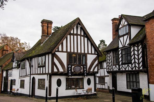 Okens House, Warwick.