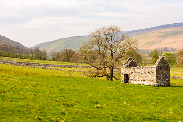 Old Barn, Littondale.