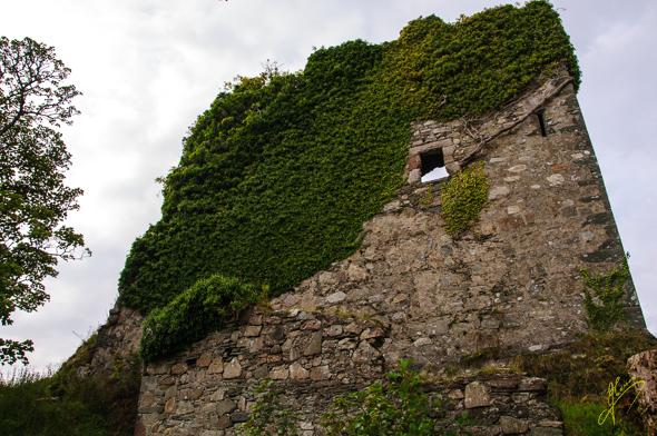 Old Lachlan Castle.