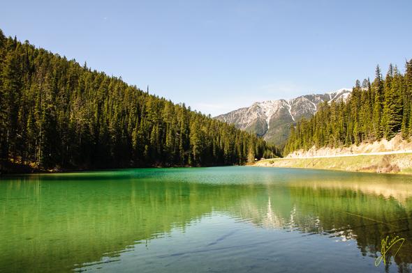 Olive Lake.