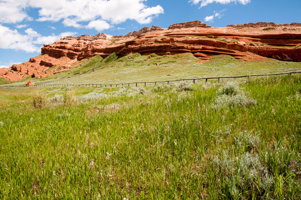 Painter Canyon, Chief Joseph Scenic Byway.
