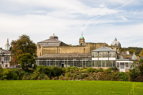 Pavilion and Opera House at Buxton
