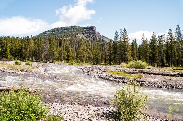 Pebble Creek.