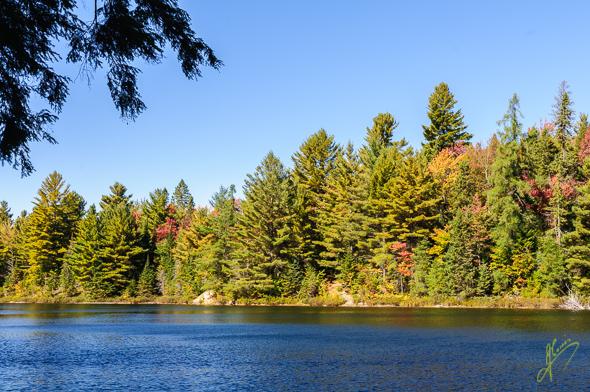 Peck Lake.