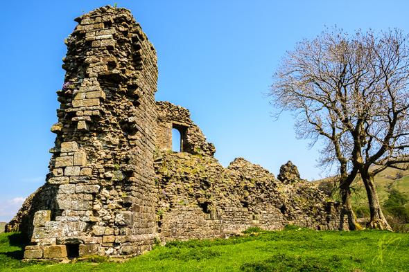 Pendragon Castle.