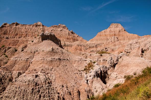 Pinnacles Overlook.