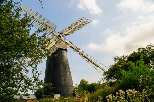 Polkey's Mill.