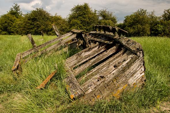 Purton Ships Graveyard.