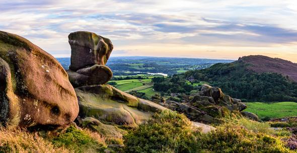 Ramshaw Rocks.