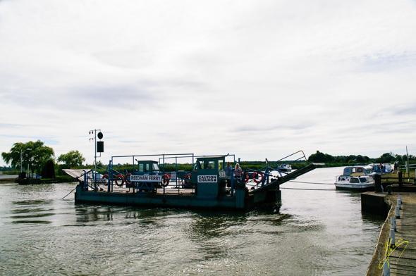 Reedham Ferry.