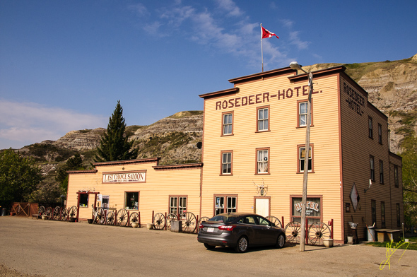 Rosedeer Hotel.