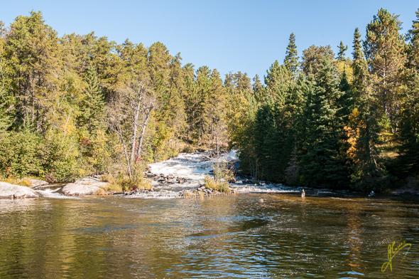 Rushing River Provincial Park.