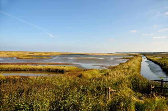 Salthouse Marsh.
