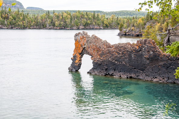 Sea Lion Rock.