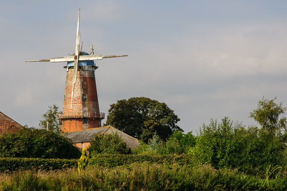 Sutton Mill. (See text  23rd September 2013)