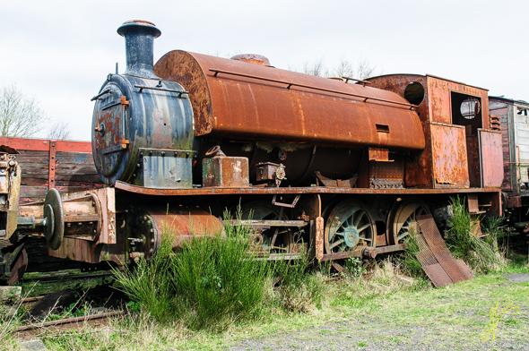 Tanfield Railway.