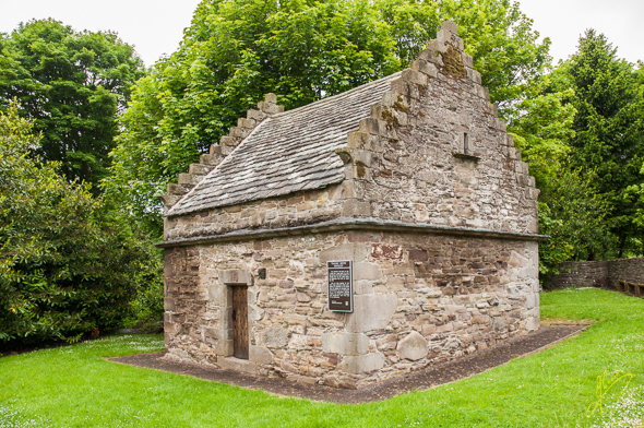 Tealing Dovecot.