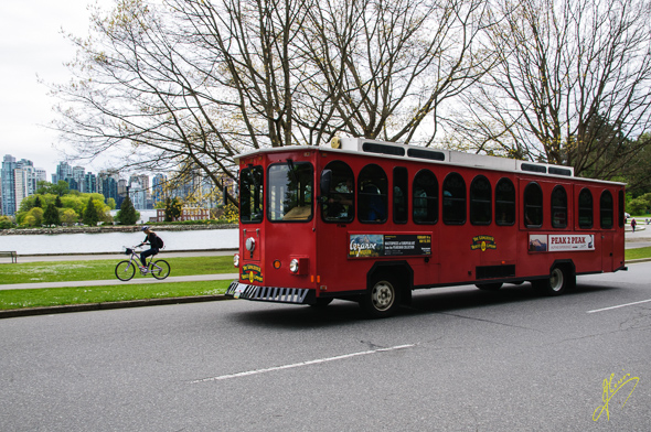 Vancouver Trolley Company.