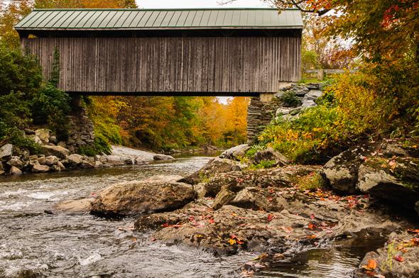 Village Covered Bridge, Watersfield.