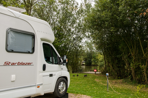 Winchcombe Camping and Caravan Club Site
