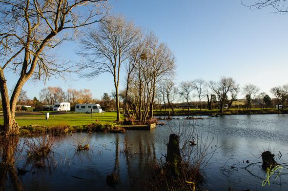Winchcombe Pool.