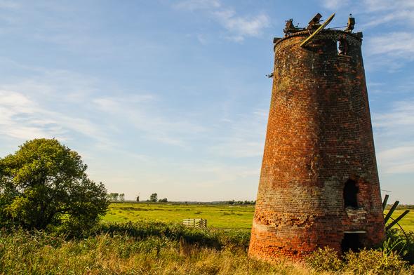Windmill Ruin.