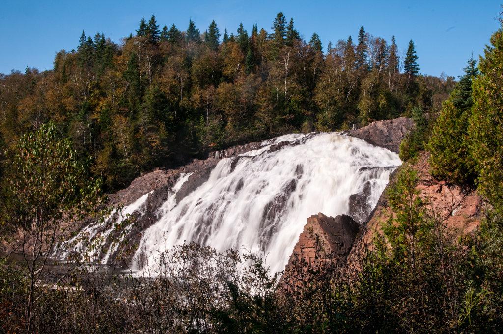 High Falls, Ontario.