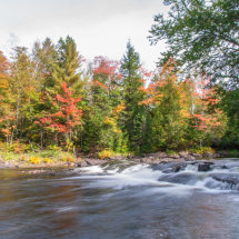 Ragged Fall, Ontario.