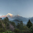 Annapurna Himalyan Range