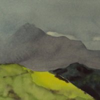 Misty Yorkshire Dales £15