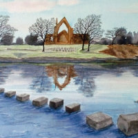 Bolton Abbey £35 SOLD