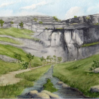 Malham Cove -  SOLD