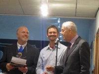 Graham Webber Giles Brandreth Schwabe award ROI