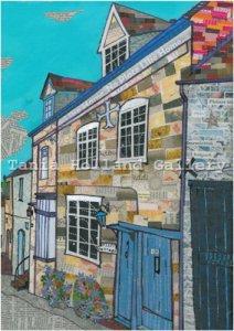 Cliff Cottage (Commission)