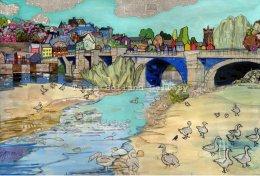 The Bridge at Bridgnorth.