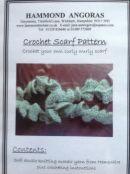 Crochet Scarf Pattern Kit