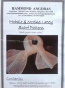 Mohair & Merino Lacey Scarf Pattern Kit
