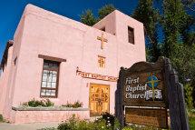 First Baptist Church, Taos