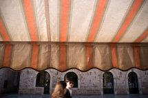 Canopy on Main Street, Dubrovnik