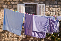 Washing Day, Dubrovnik
