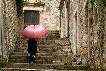 Rainy Day, Dubrovnik