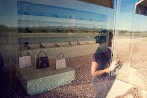 Prada Window Shopping
