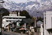 Nikko Main Street
