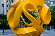 Sculpture, Fort Worth