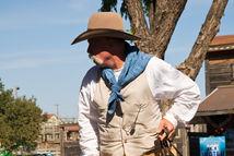 Cowboy, Fort Worth Stockyards