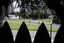 Dealey Plaza - Grassy Knoll View, Dallas