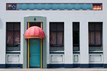 Art Deco Curry House - Nelson
