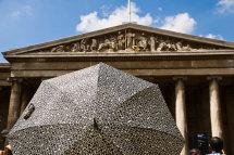 Sun shield, British Museum